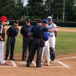 umpire baseball plate conference