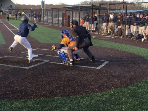Plate umpire positioning